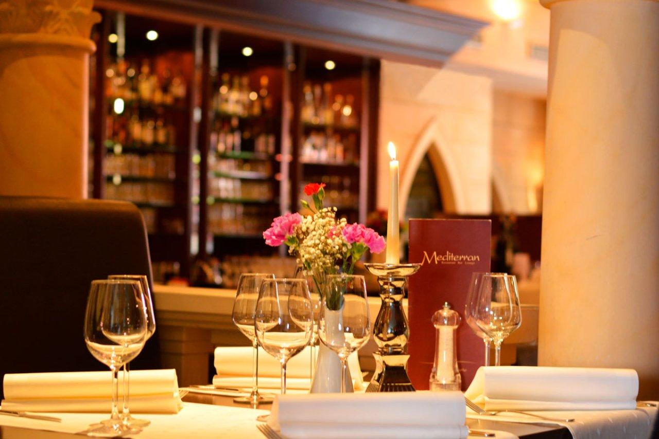 Restaurant Mediterran / Restaurant Mediterran